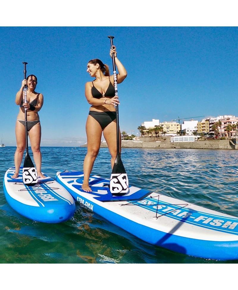 Clase Privada de Paddle Surf