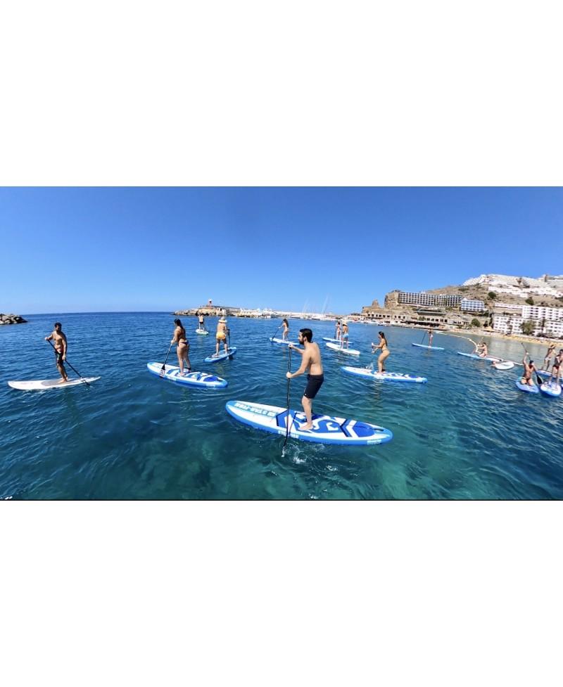 Ruta de Paddle Surf por la...